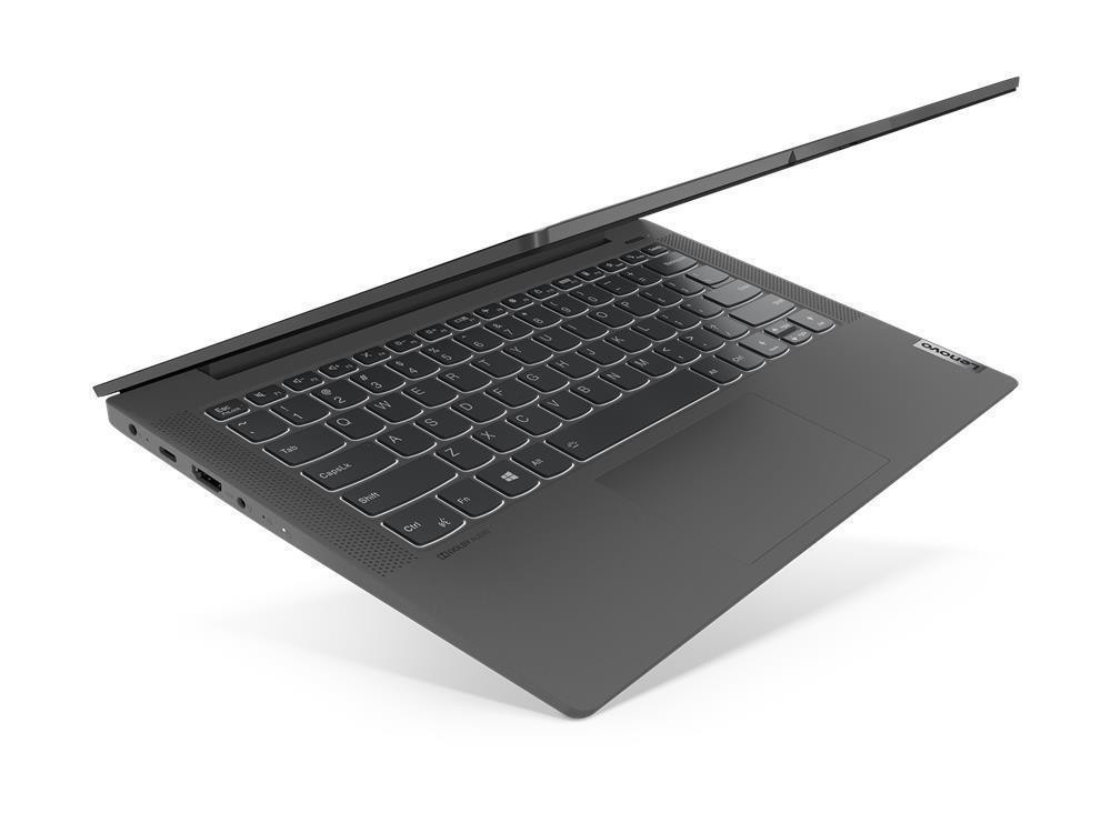 "Notebook|LENOVO|IdeaPad|5 14ARE05|CPU 4500U|2300 MHz|14""|1920x1080|RAM 8GB|DDR4|3200 MHz|SSD 256GB|AMD Radeon Graphics|Integrated|ENG|DOS|Platinum Grey|1.39 kg|81YM0051RM"