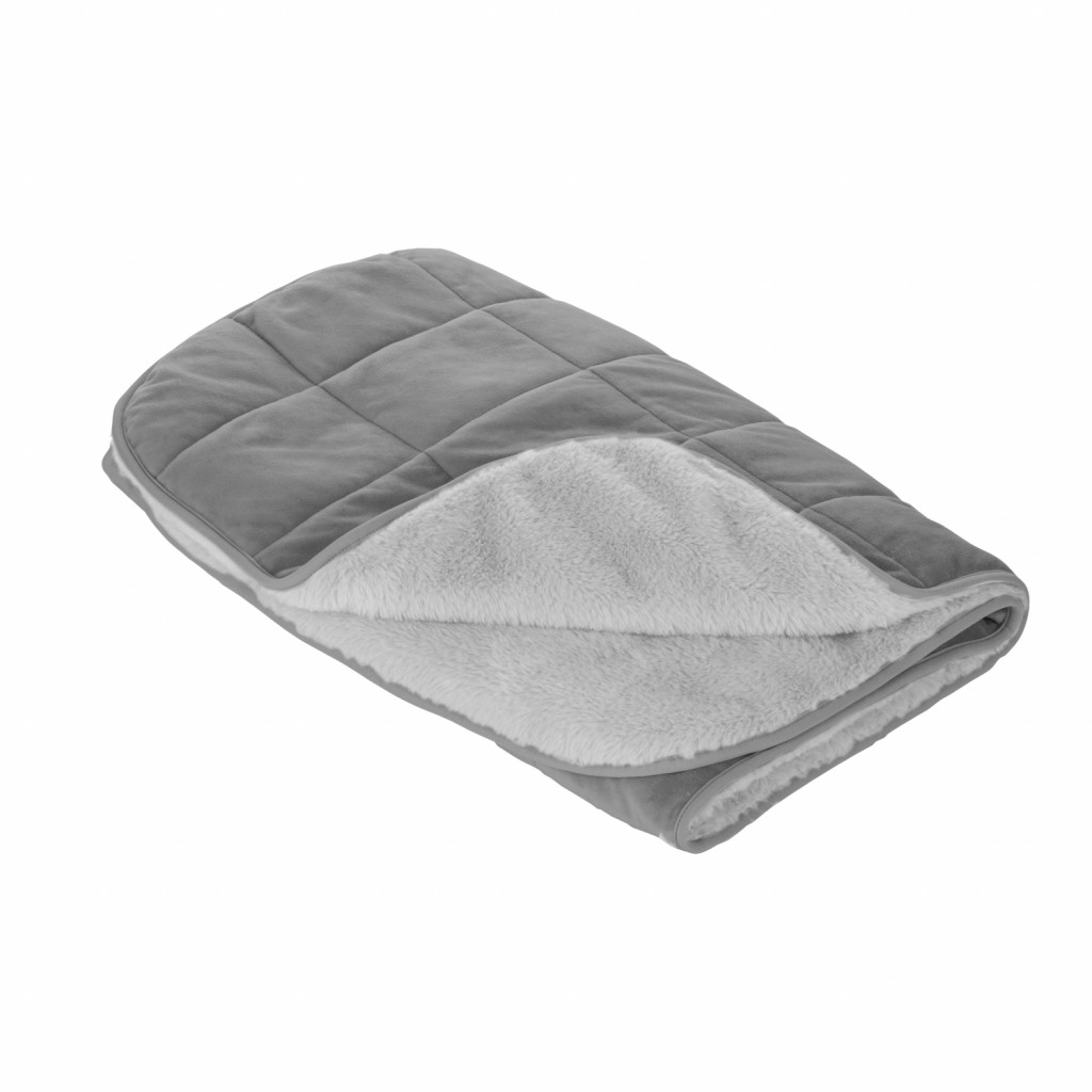 Medisana Mobile heating blanket HB 674 Number of heating levels 2, Number of persons 1, Washable,  Cosy soft inner material, Grey