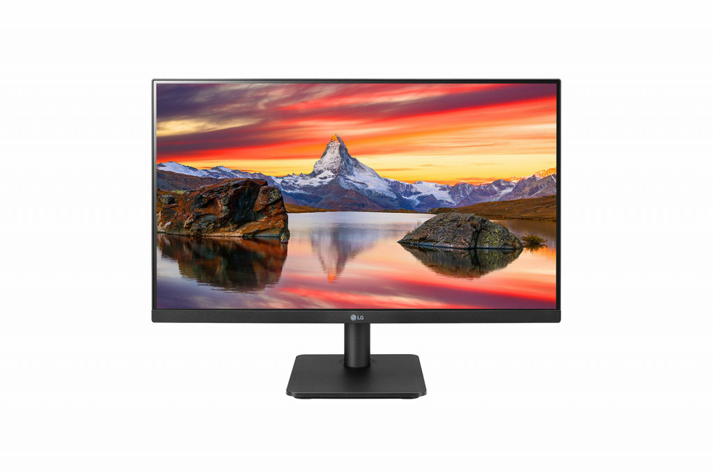 """LG 24MP400-B PC lamekuvar 61 cm (24"""") 1920 x 1080 pikslit Full HD LED Must"""