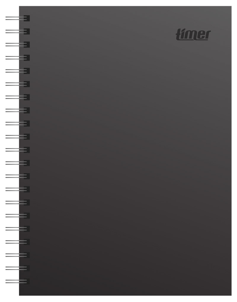 2911951001, Raamatkalender Senator Spiral must