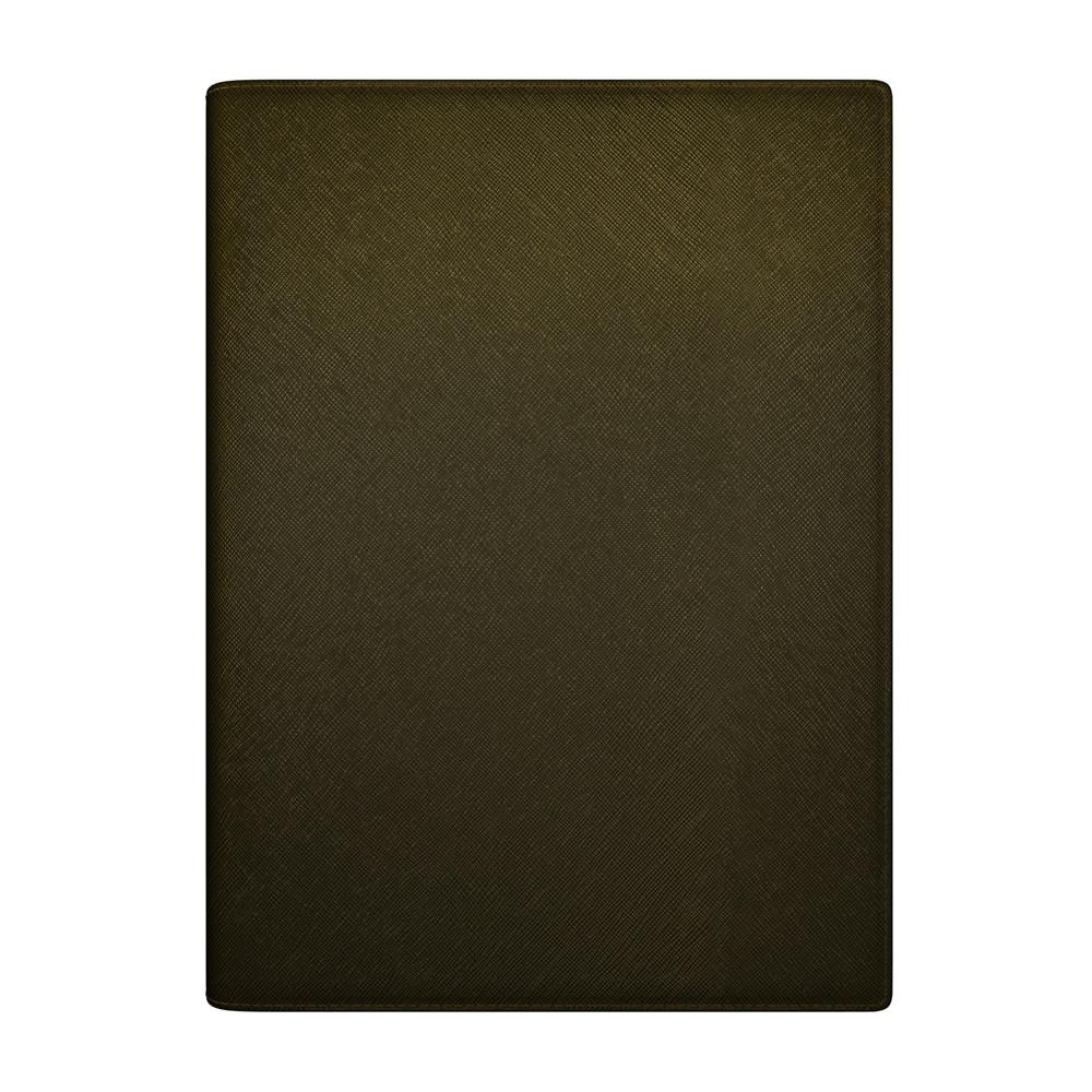 2911945243, Raamatkalender Senator Spirex metallik pronks