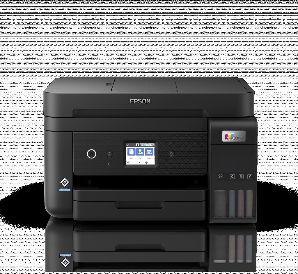 Epson Multifunctional printer EcoTank L6290 Contact image sensor (CIS), 4-in-1, Wi-Fi, Black