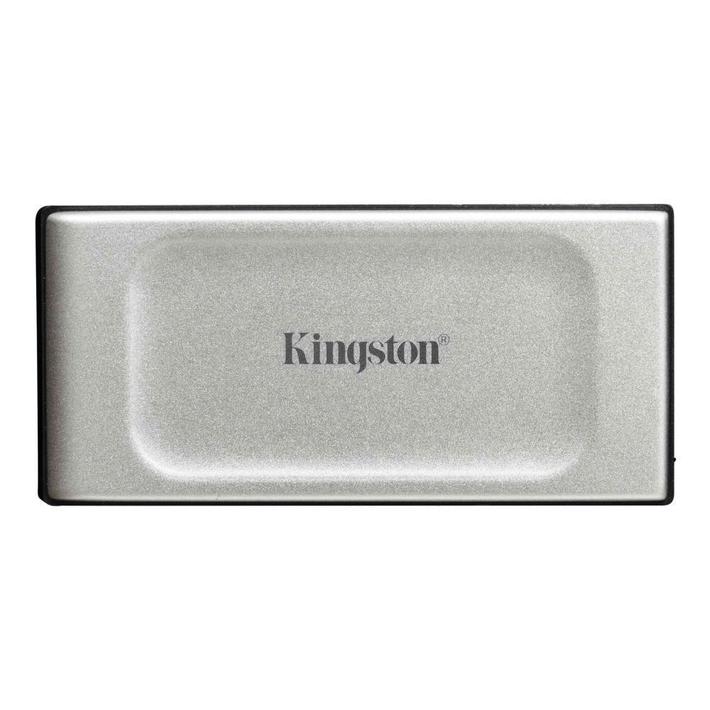 External SSD|KINGSTON|500GB|USB 3.2|Write speed 2000 MBytes/sec|Read speed 2000 MBytes/sec|SXS2000/500G