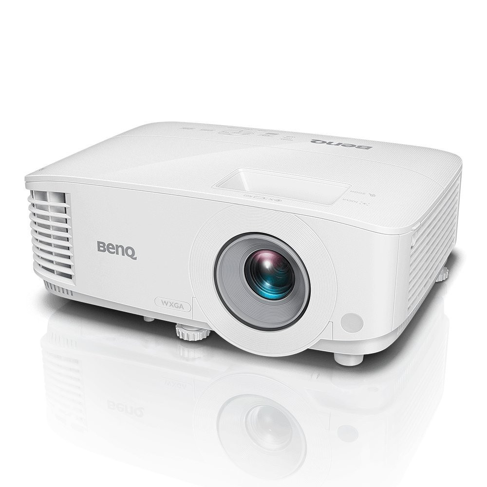 BenQ MH550 Full-HD 1080p Business HDMI Projector /3500Lm/16:9/20000:1/White