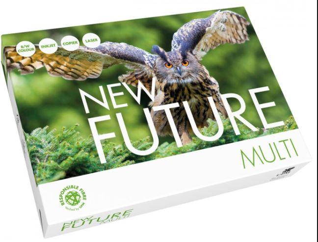 Koopiapaber, New Future Multi, A4, 80g/m2, 500 tk