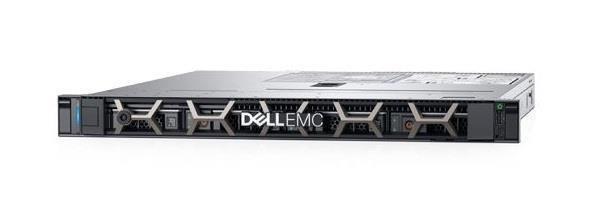 SERVER R240 E-2244G H330 16GB/480GB/4X3.5/450W/RAILS/3Y DELL