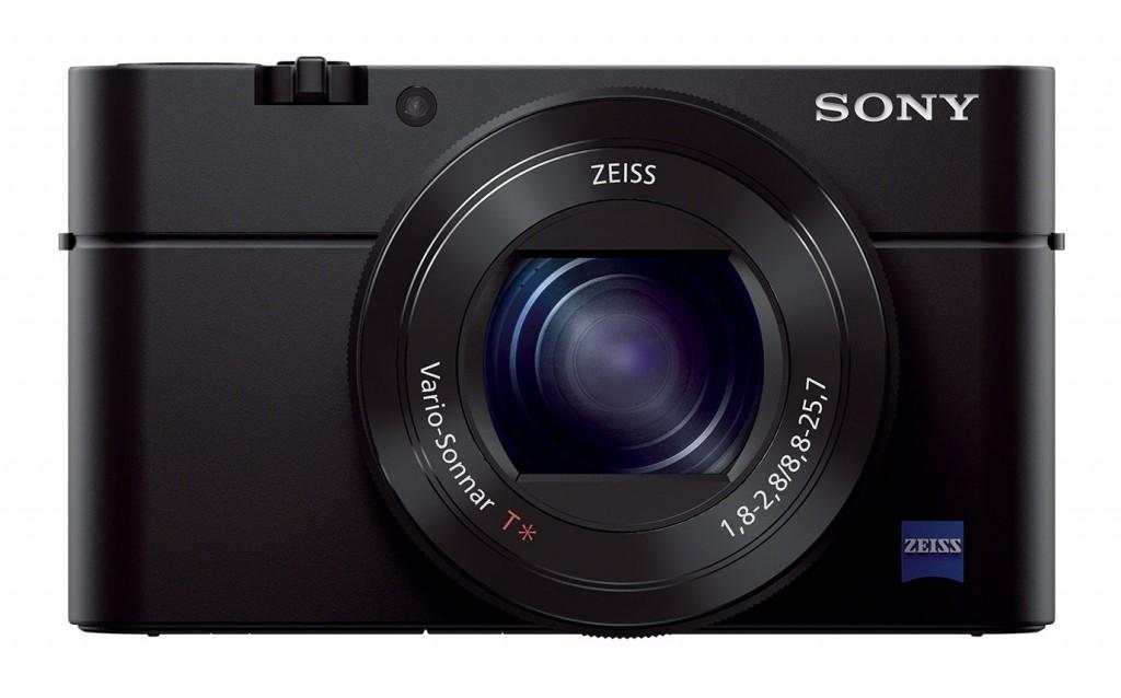 "Sony Cyber-shot RX100 III Kompaktkaamera 20,1 MP CMOS 5472 x 3648 pikslit 1"" Must"