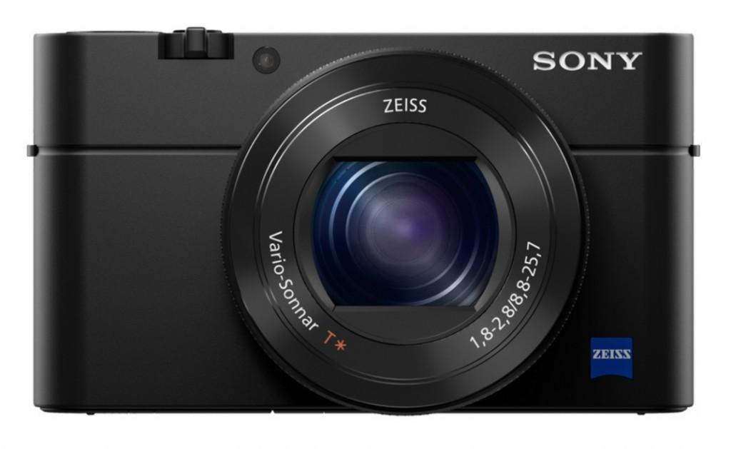 Sony RX100 IV Kompaktkaamera 20,1 MP CMOS 5472 x 3648 pikslit Must