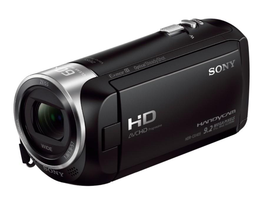"Sony HDR-CX405 1920 x 1080 pixels, Digital zoom 350 x, Black, LCD, Image stabilizer, BIONZ X, Optical zoom 30 x, 6.86 "", HDMI"