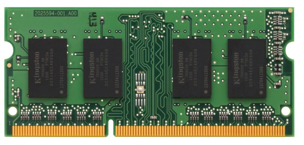 KINGSTON 4GB DDR3 1333MHz Non-ECC CL9