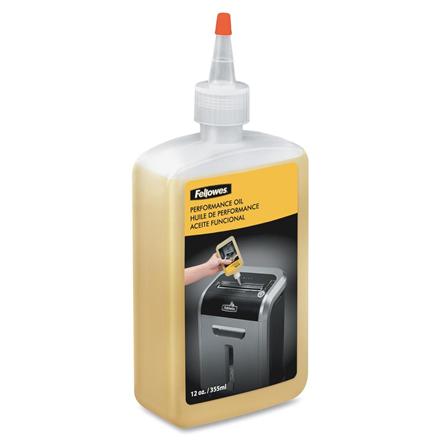 Fellowes Oil for document shredder, 355 ml