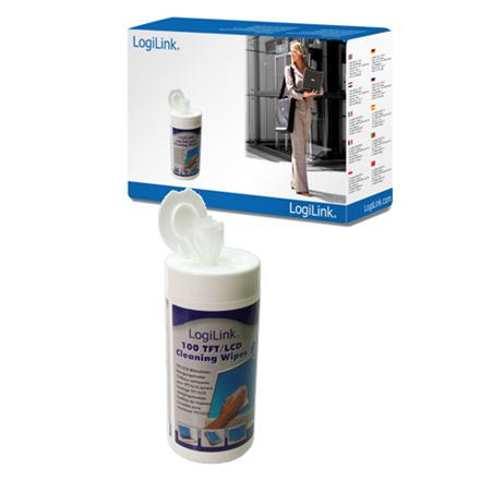 Logilink TFT LCD Reinigung Wipes cleaner