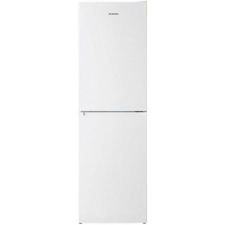 DAEWOO Refrigerator RN-271NPW A+, Free standing, Combi, Height 180 cm, No Frost system, Fridge net capacity 157 L, Freezer net capacity 83 L, 45 dB, White
