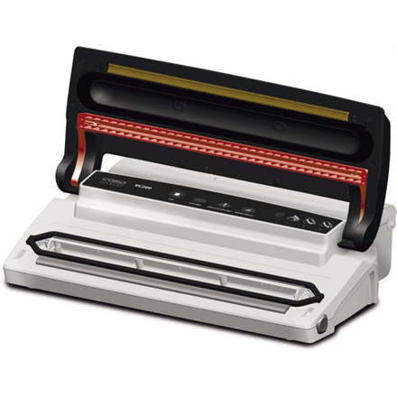 Caso Bar Vacuum sealer VC200 Power 120 W, Temperature control, Silver