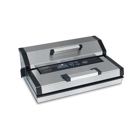 Caso Professional Vacuum sealer FastVac 4000 Power 350 W, Temperature control, Stainless Steel