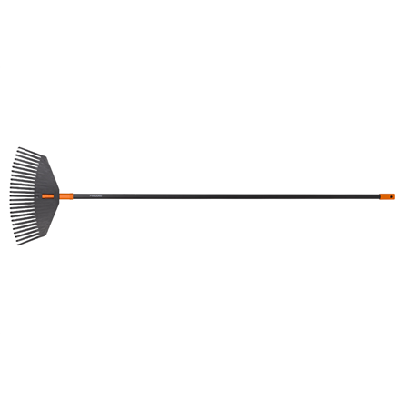 Fiskars Solid Leaf Rake Medium (135026)