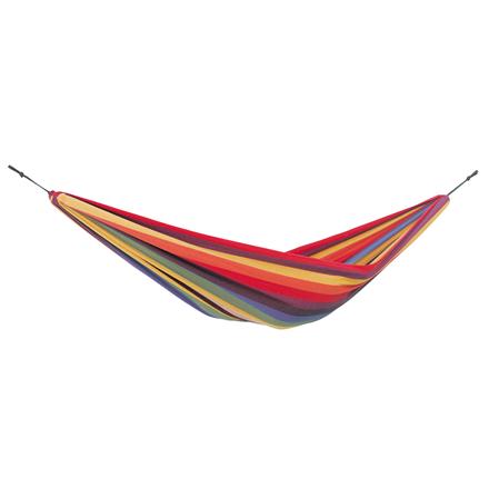 Amazonas Chico rainbow Single Hammock, 220x120 cm, 80 kg, Weatherproof and UV-resistant
