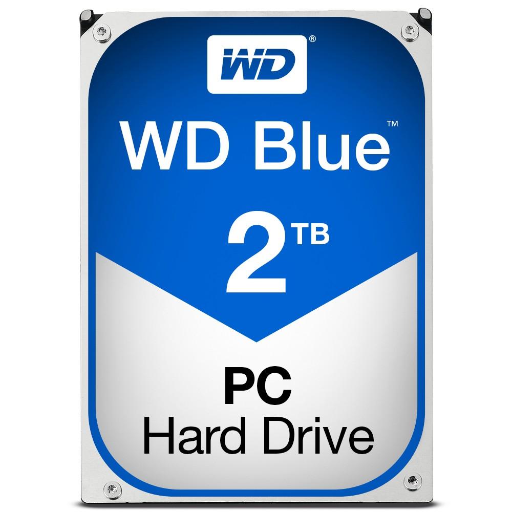 WD Blue 2TB SATA 6Gb/s HDD Desktop
