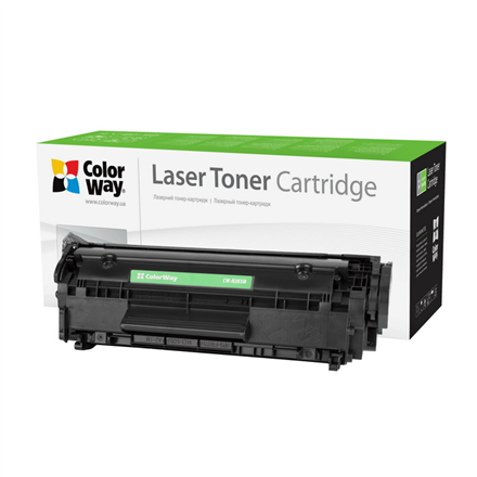 ColorWay Econom Toner Cartridge, Black, HP CF283A (83A)
