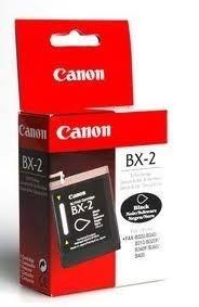 FAX CARTRIDGE BX-2/0882A002 BLACK CANON