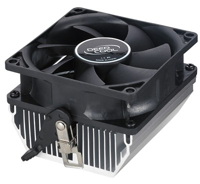 """deepcool Cpu cooler """"AM209""""  socket FM+/AM+, 80mm fan, 65 W, AMD"""