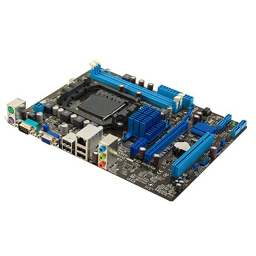 Asus M5A78L-M LX3 Processor family AMD, Processor socket AM3+, DDR3-SDRAM, Memory slots 2, Supported hard disk drive interfaces SATA, Serial ATA II, Chipset AMD 760G, Micro ATX