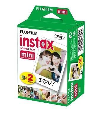 FILM INSTANT INSTAX MINI/GLOSSY 10X2 FUJIFILM