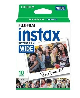FILM INSTANT INSTAX GLOSSY/WIDE FUJIFILM