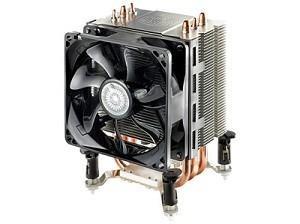 Cooler Master Hyper TX3 EVO Protsessor Jahuti 9,2 cm Must, Hõbe