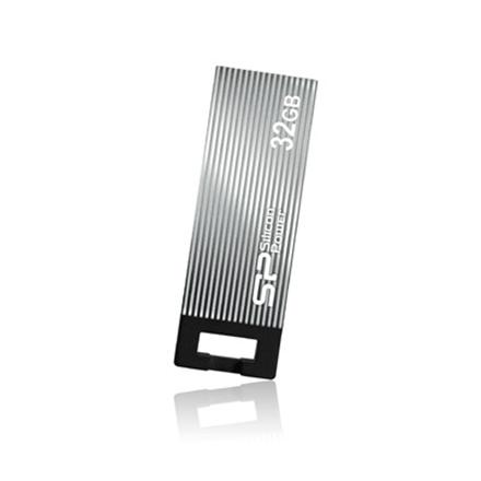 Silicon Power Touch 835 32 GB, USB 2.0, Grey