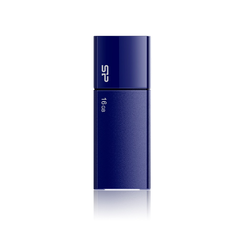 Silicon Power Ultima U05 16 GB, USB 2.0, Blue