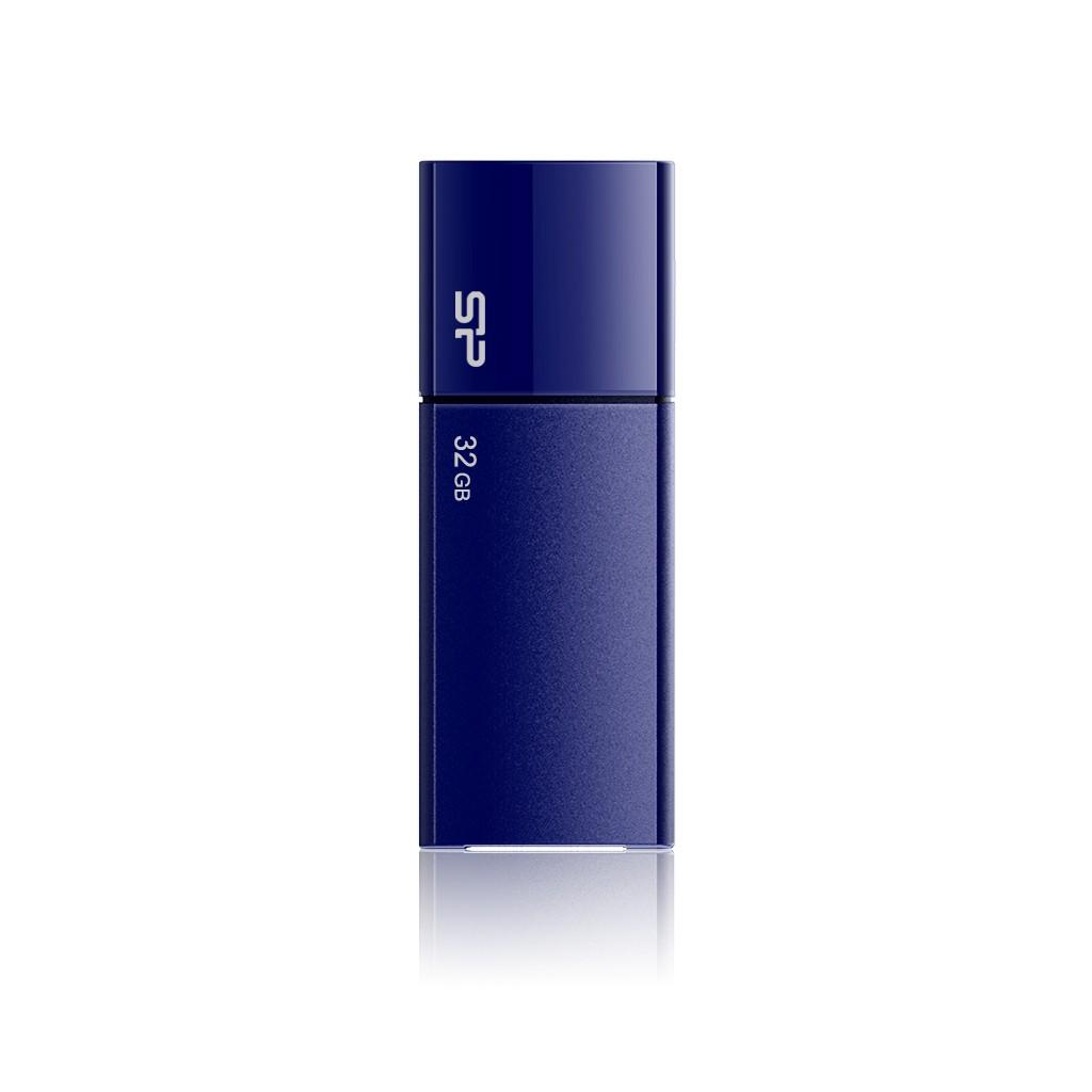 Silicon Power Ultima U05 32 GB, USB 2.0, Blue