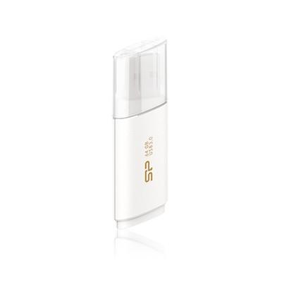 Silicon Power Blaze B06 32 GB, USB 3.0, White