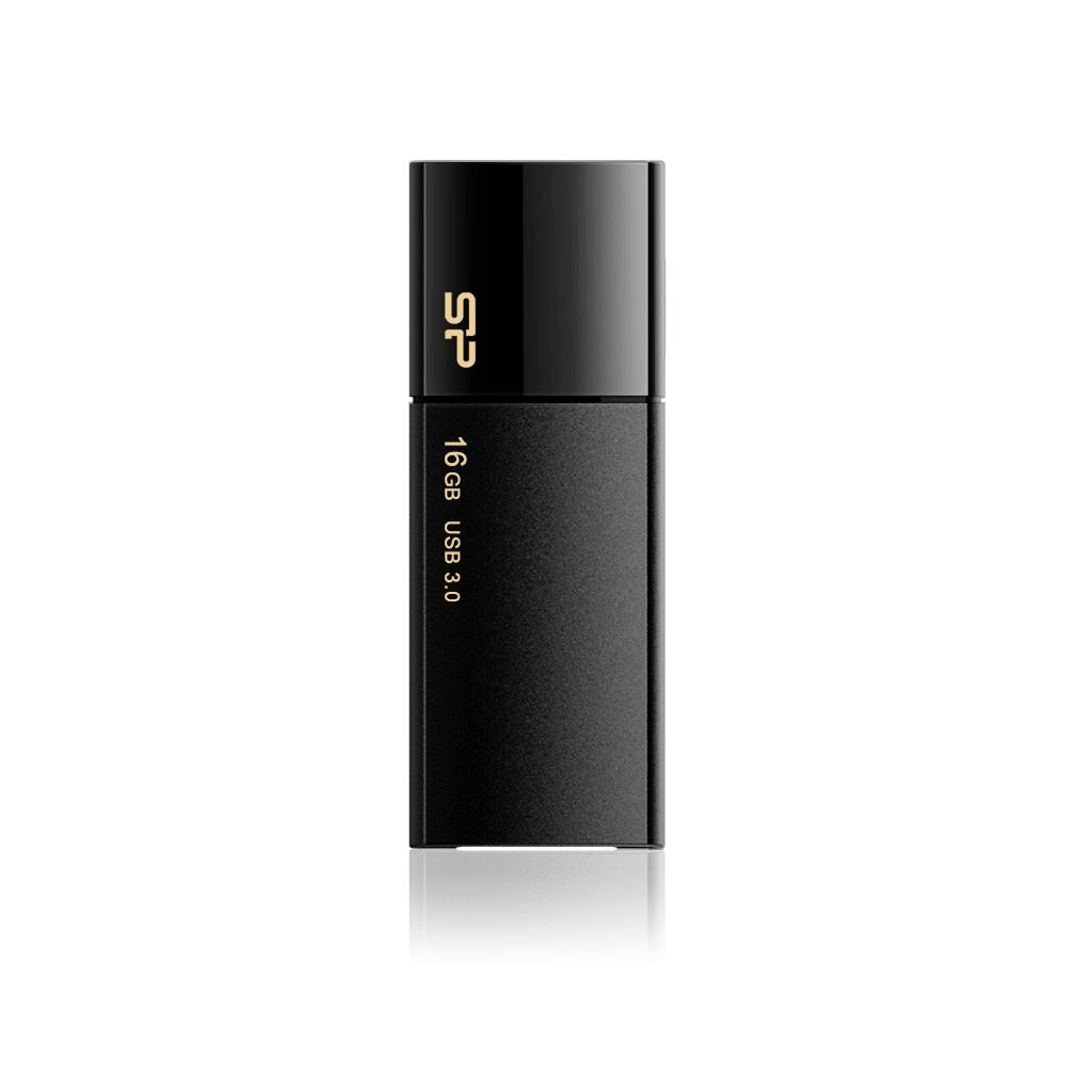 Silicon Power Blaze B05 16 GB, USB 3.0, Black