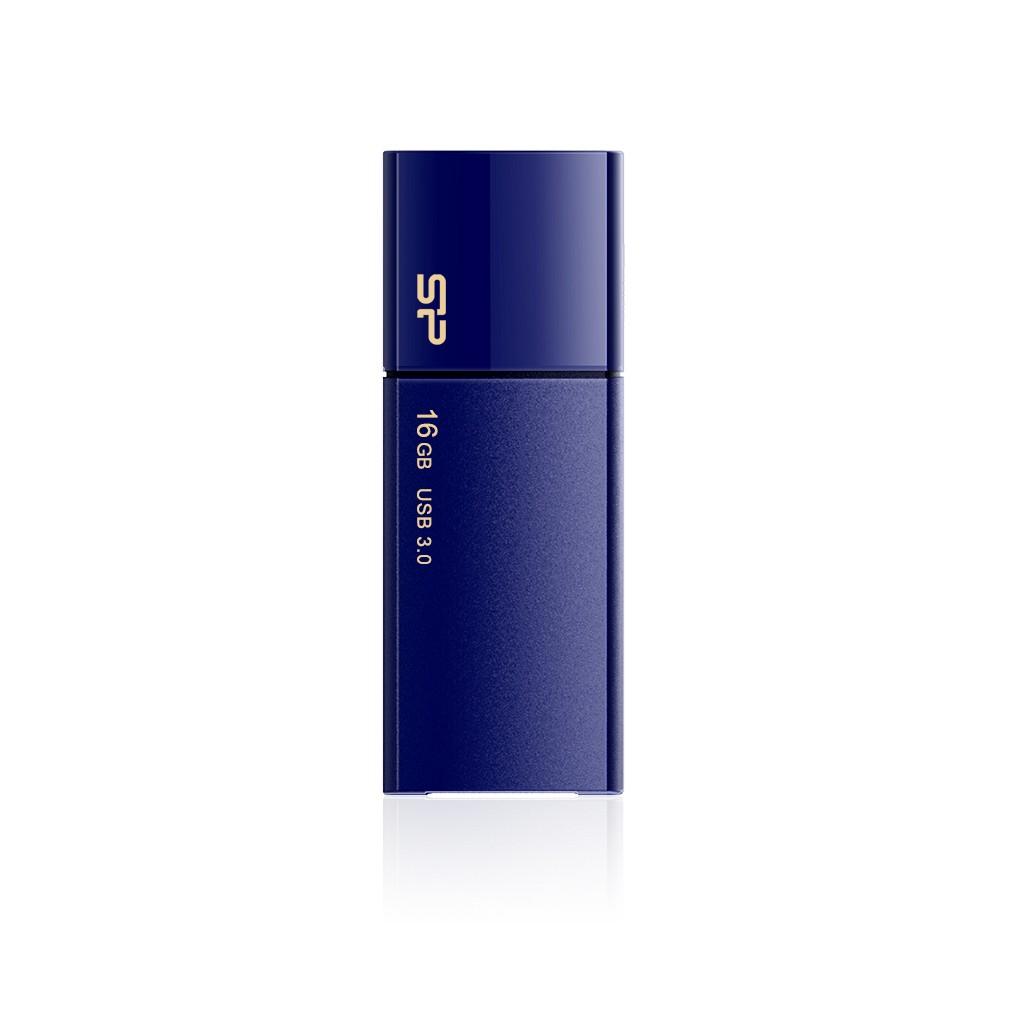Silicon Power Blaze B05 16 GB, USB 3.0, Blue