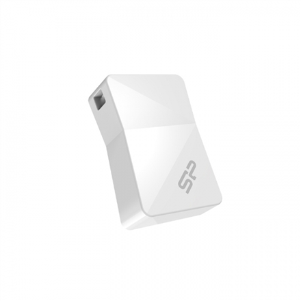 Silicon Power Touch T08 16 GB, USB 2.0, White