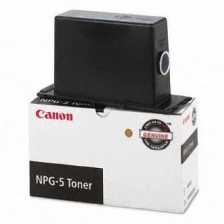 TONER BLACK 13.6K NPG-5/1376A002 CANON
