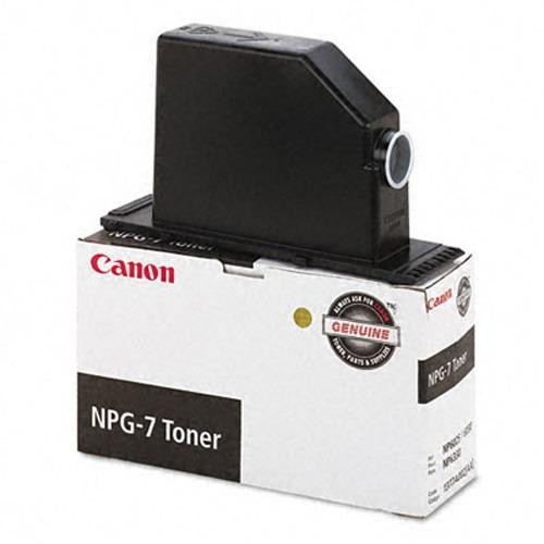 TONER BLACK 10K NPG-7/1377A003 CANON