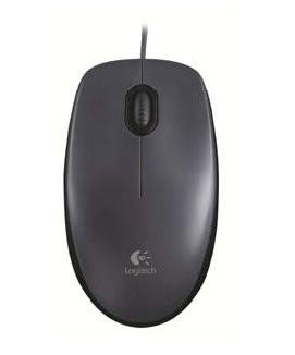 Logitech LGT-M90 Mouse, Black