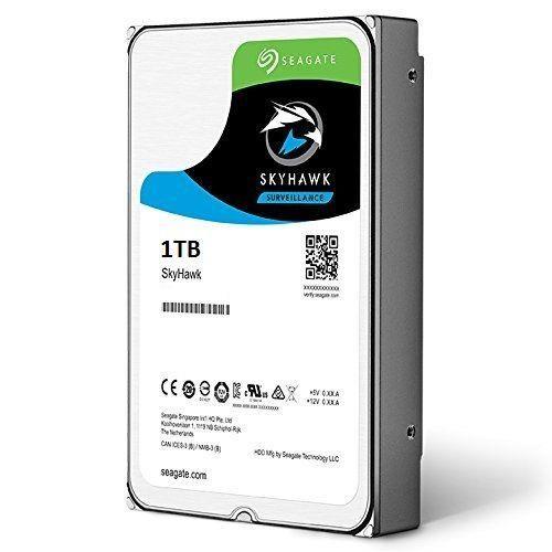 """Seagate SkyHawk ST1000VX005 sisemine kõvaketas 3.5"""" 1000 GB Jada ATA III"""