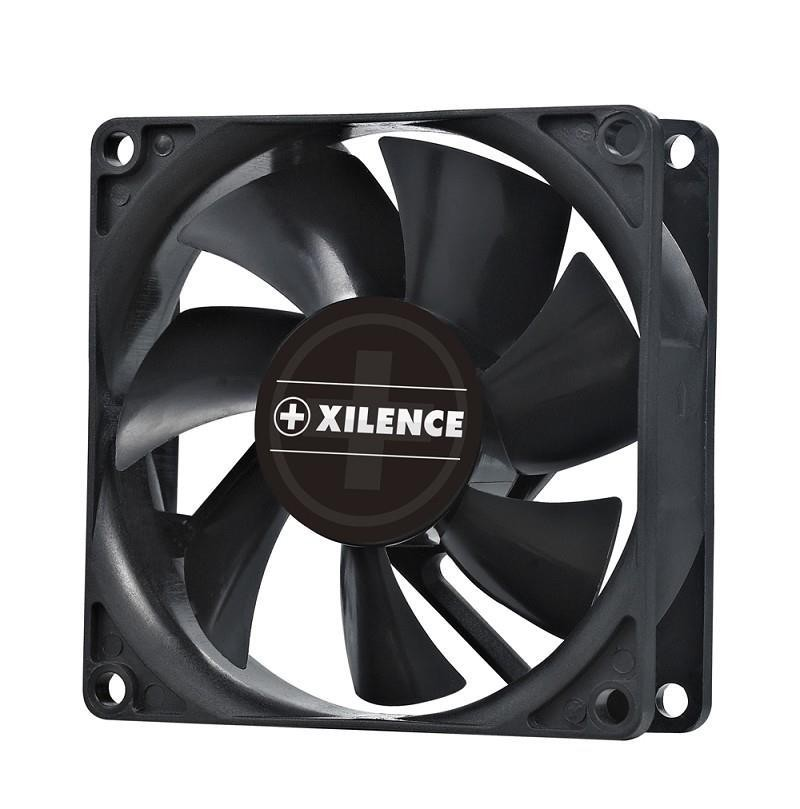 CASE FAN 80MM/XF034 XILENCE