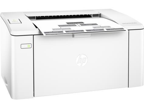 Laser Printer|HP|LaserJet Pro M102a|USB 2.0|G3Q34A#B19