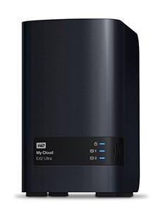 NAS STORAGE COMPACT 2BAY/NO HDD WDBVBZ0000NCH-EESN WDC