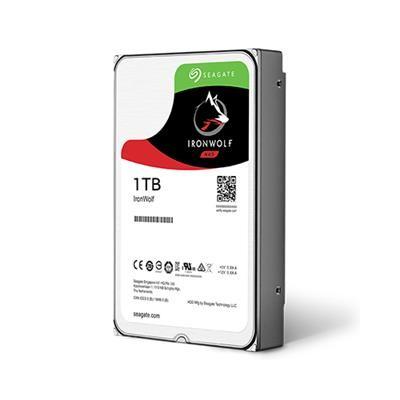 """Seagate IronWolf ST1000VN002 sisemine kõvaketas 3.5"""" 1000 GB Jada ATA III"""
