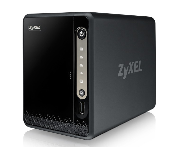 ZYXEL NAS326 2-Bay Single Core Dual Thre