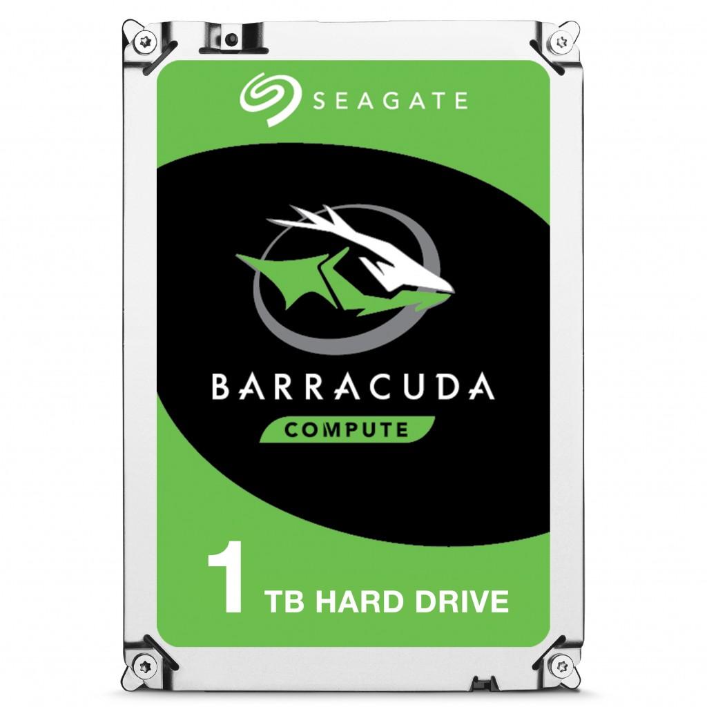 """Seagate Barracuda ST1000DM010 sisemine kõvaketas 3.5"""" 1000 GB Jada ATA III"""