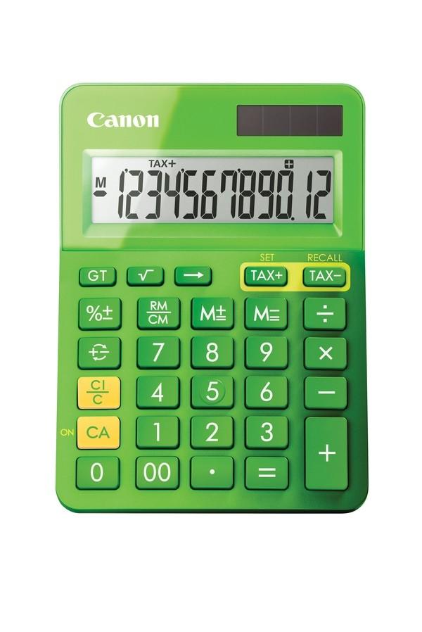 CANON LS-123K-MGR calculator Green