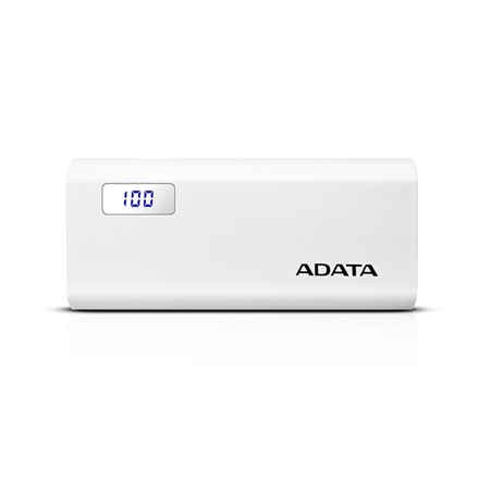 ADATA P12500D 12500 mAh, White