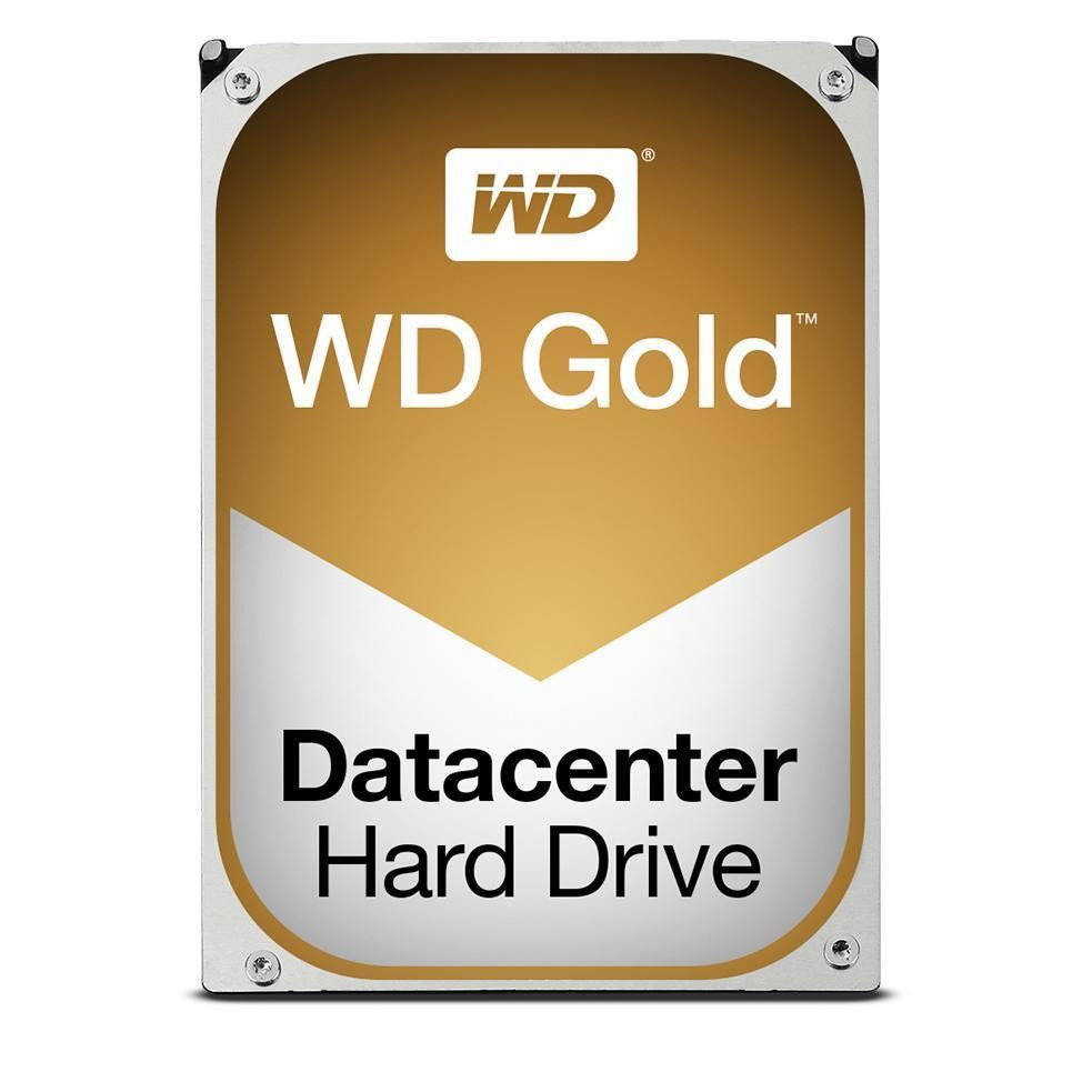 HDD|WESTERN DIGITAL|Gold|1TB|SATA 3.0|128 MB|7200 rpm|3,5"