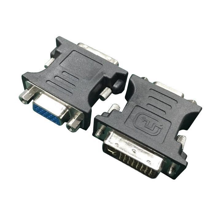 I/O ADAPTER DVI TO VGA/A-DVI-VGA-BK GEMBIRD